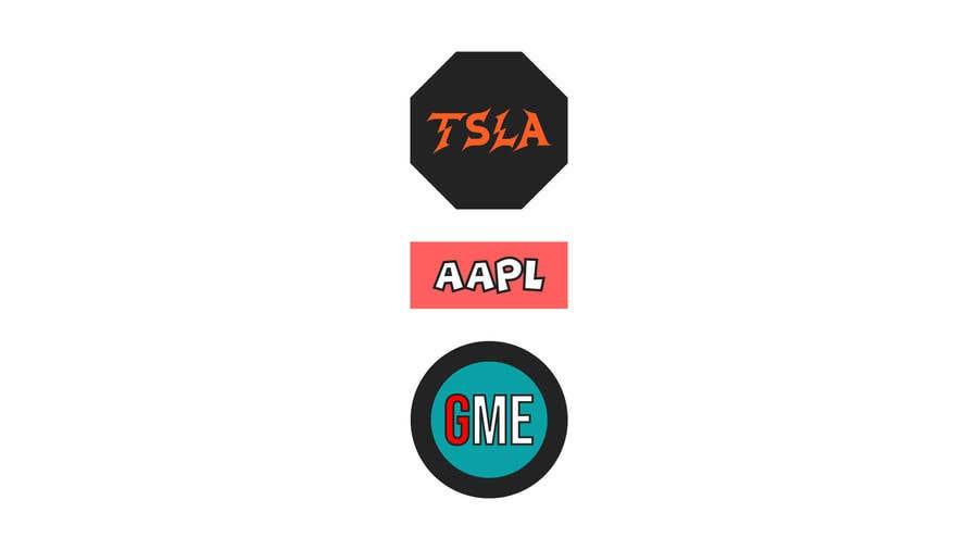 Contest Entry #                                        56                                      for                                         Stock Ticker Symbol Logos