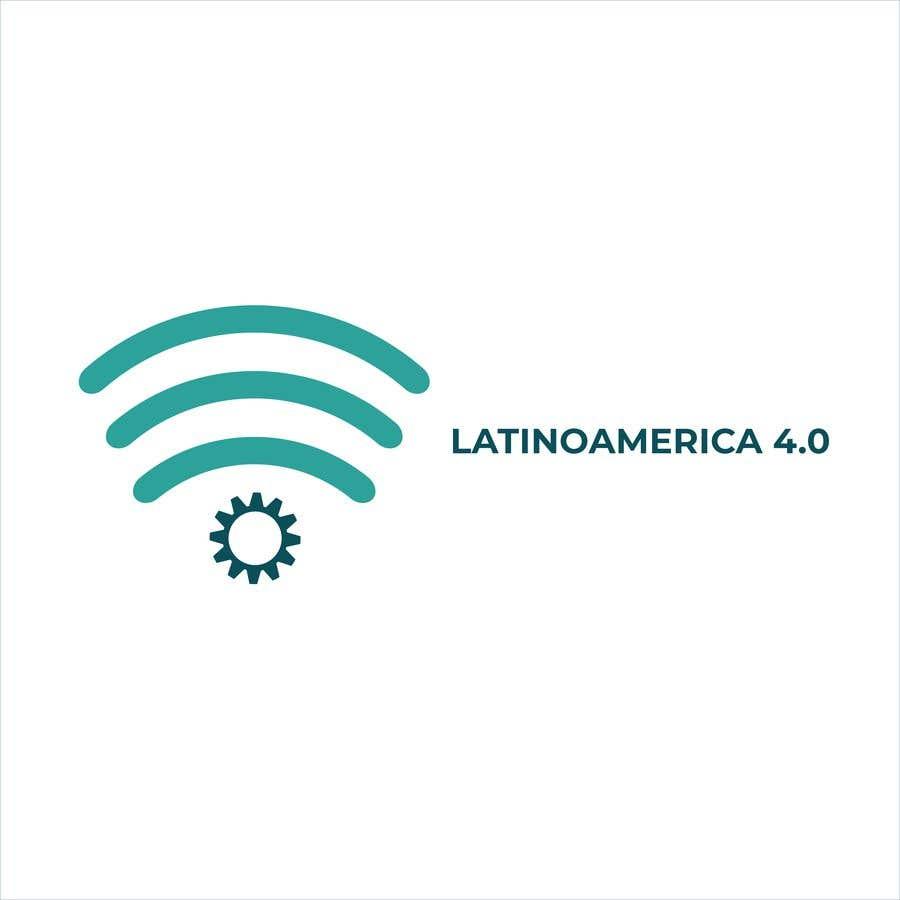 Participación en el concurso Nro.                                        21                                      para                                         LOGO LATINOAMERICA 4.0