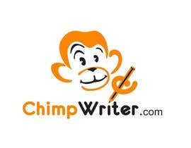 #50 para Design a Logo for ChimpWriter.com por sandanimendis