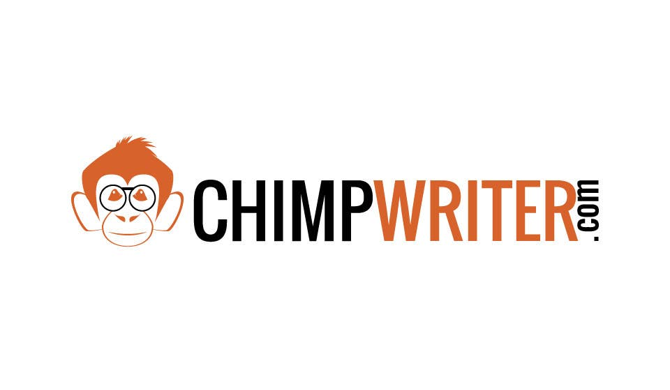 Bài tham dự cuộc thi #28 cho Design a Logo for ChimpWriter.com