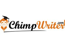 #66 para Design a Logo for ChimpWriter.com por farmanahmed2007