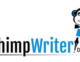 #30 for Design a Logo for ChimpWriter.com af adiconsultancy