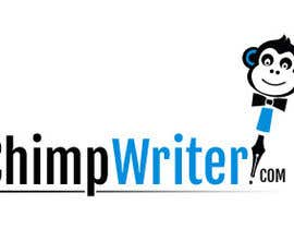 #32 para Design a Logo for ChimpWriter.com por adiconsultancy