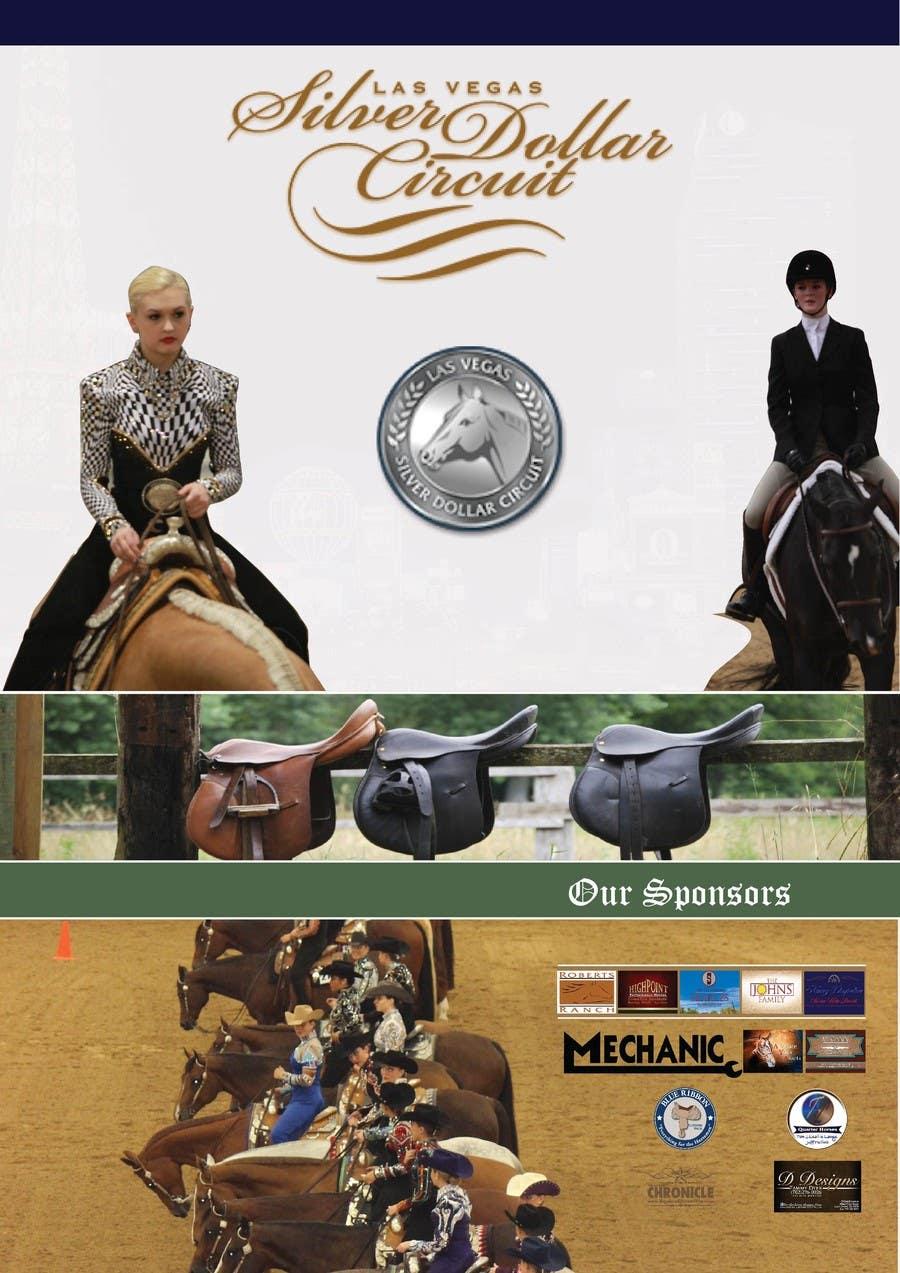 Konkurrenceindlæg #                                        12                                      for                                         Design an Advertisement for a horse magazine