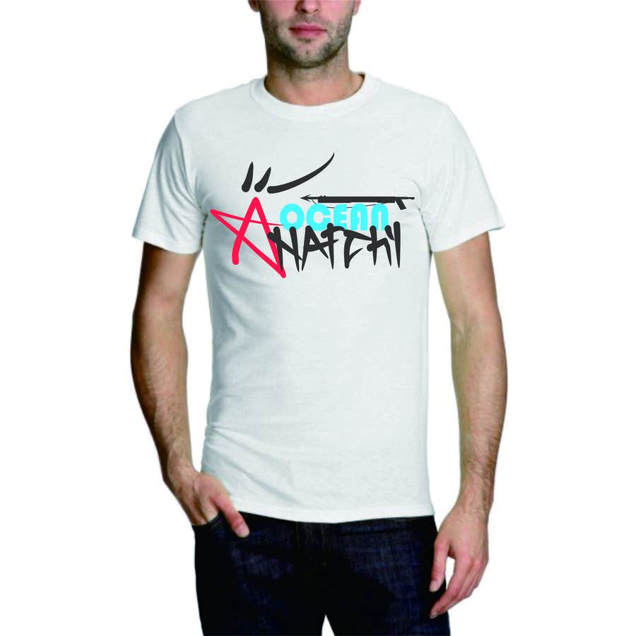 Konkurrenceindlæg #70 for Design a T-Shirt for a Spear fishing Brand.