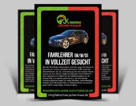 #47 für Poster for job advertisement for a driving school - 14/04/2021 08:18 EDT von TheCloudDigital