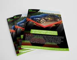 #30 für Poster for job advertisement for a driving school - 14/04/2021 08:18 EDT von Arif441