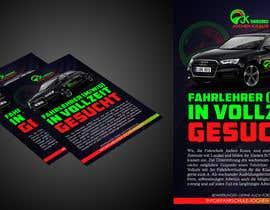 #110 für Poster for job advertisement for a driving school - 14/04/2021 08:18 EDT von aj13mjoshi