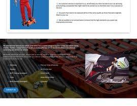 Nro 17 kilpailuun 1 Page Website Design  - 14/04/2021 12:01 EDT käyttäjältä Bboysdreamsfell