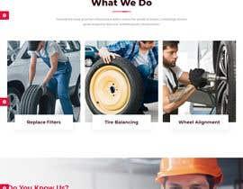 Nro 4 kilpailuun 1 Page Website Design  - 14/04/2021 12:01 EDT käyttäjältä Niloy74779