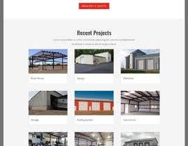 #5 for 1 Page Website Design Breakdown Recovery af sharifkaiser