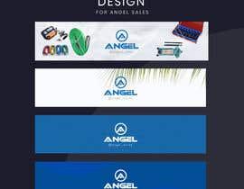 #20 for 1 Page Website Cover Design - Angel Sales af gfxdsignr