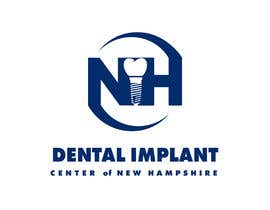 #869 for The Dental Implant Center of New Hampshire logo af kangasevan