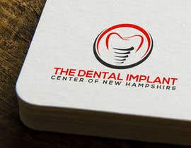 #820 for The Dental Implant Center of New Hampshire logo af abiul