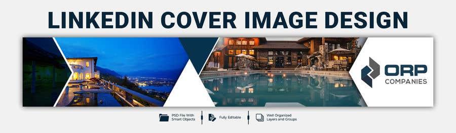 Bài tham dự cuộc thi #                                        56                                      cho                                         Create a Cover Image for Linkedin Company Page Using Company Logo