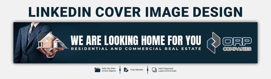 Bài tham dự cuộc thi #                                        60                                      cho                                         Create a Cover Image for Linkedin Company Page Using Company Logo