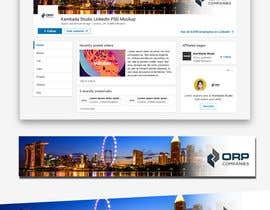 #77 cho Create a Cover Image for Linkedin Company Page Using Company Logo bởi Julfikarsohan