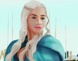 #21 cho Create Digital Illustrations for Game of Thrones Season 5 bởi qshahnawaz