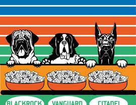 #7 for What are the BIG Dogs doing? Illustration T shirt Design by graphictshirtit
