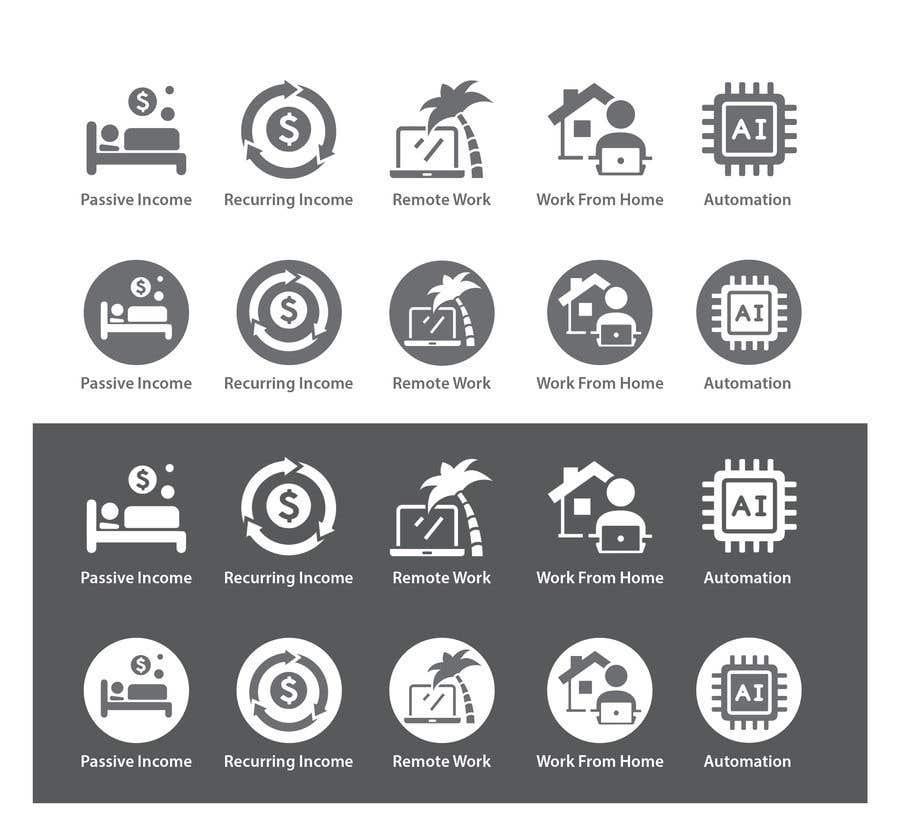 Konkurrenceindlæg #                                        39                                      for                                         Design 5 icons