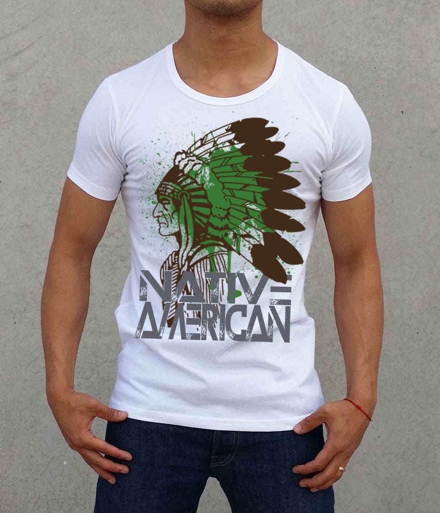 Proposition n°                                        8                                      du concours                                         Native Americans
