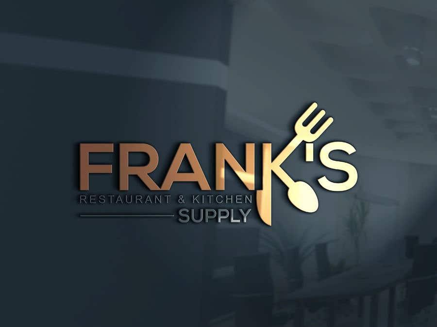 Kilpailutyö #                                        61                                      kilpailussa                                         Frank's Logo