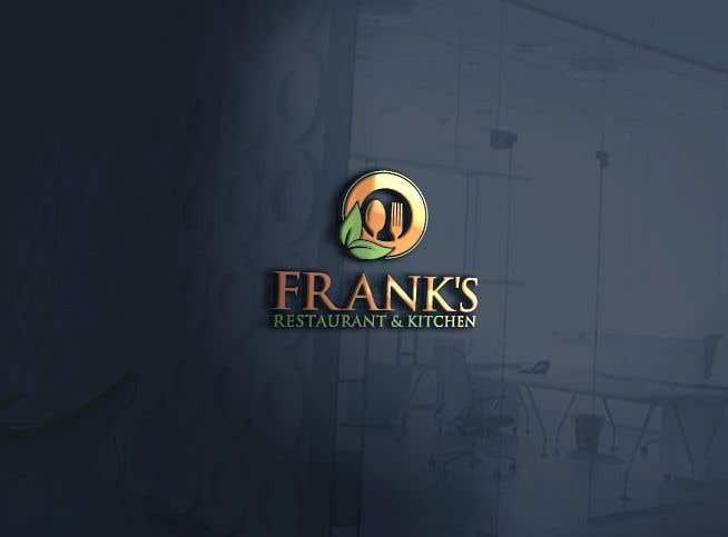 Kilpailutyö #                                        231                                      kilpailussa                                         Frank's Logo