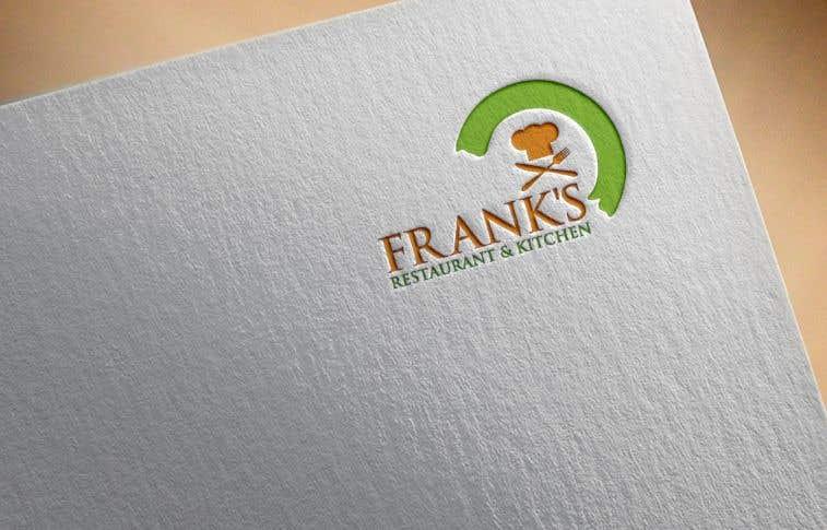 Kilpailutyö #                                        233                                      kilpailussa                                         Frank's Logo