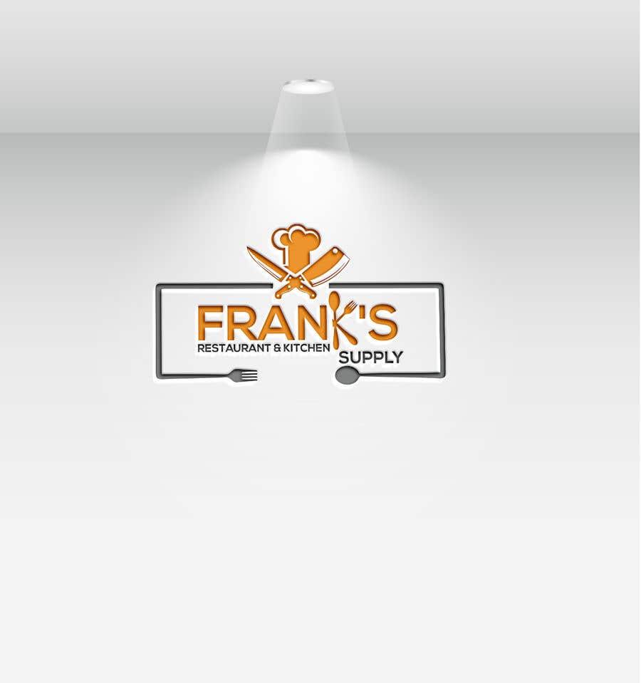 Kilpailutyö #                                        170                                      kilpailussa                                         Frank's Logo