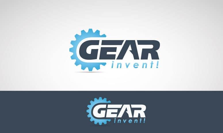 Inscrição nº                                         45                                      do Concurso para                                         Logo for GEAR Inventions