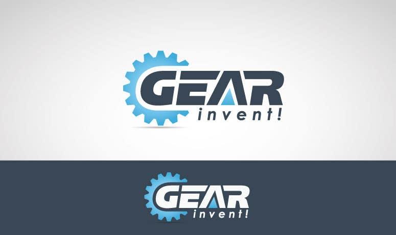 Inscrição nº                                         48                                      do Concurso para                                         Logo for GEAR Inventions
