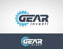 #63 para Logo for GEAR Inventions por jass191