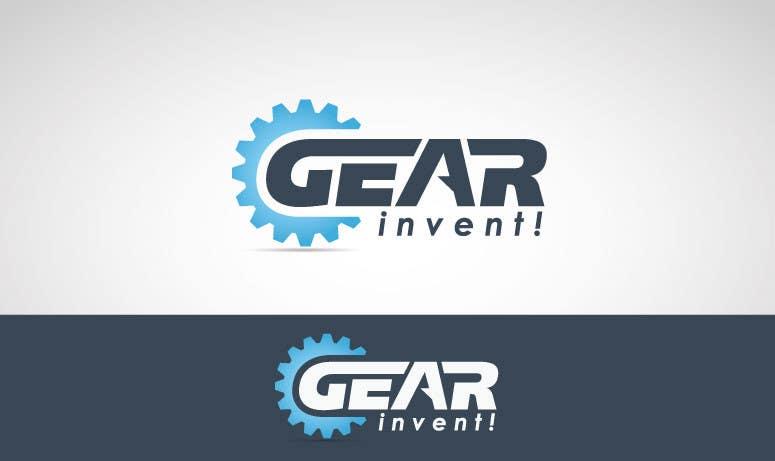 Inscrição nº                                         64                                      do Concurso para                                         Logo for GEAR Inventions