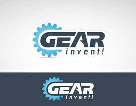 #64 para Logo for GEAR Inventions por jass191