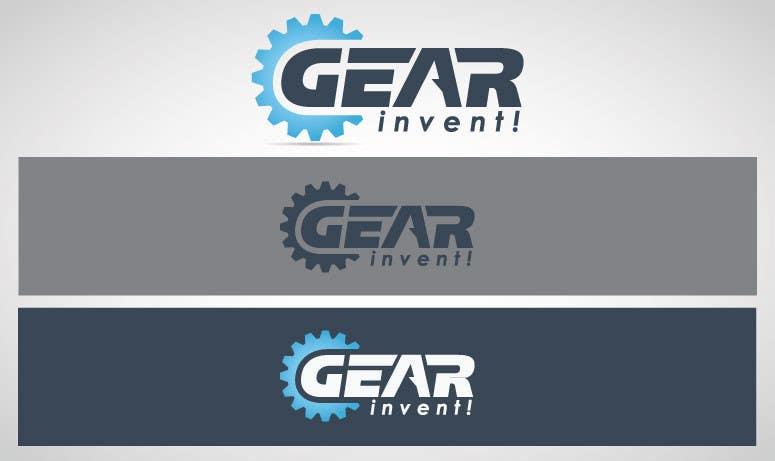Inscrição nº                                         66                                      do Concurso para                                         Logo for GEAR Inventions