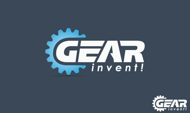 Inscrição nº                                         68                                      do Concurso para                                         Logo for GEAR Inventions
