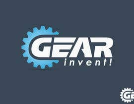 #68 para Logo for GEAR Inventions por jass191