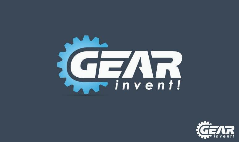 Inscrição nº                                         71                                      do Concurso para                                         Logo for GEAR Inventions