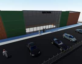 #29 para Box Park concept por atifmir15