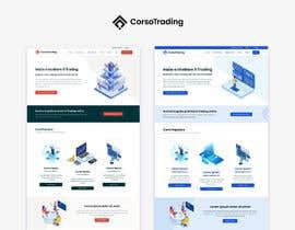 #41 pentru Re-design sito web academy de către Rykinia