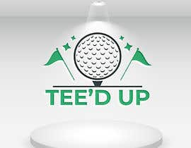 #128 for Logo Design - mobile golf simulator for: Tee'd Up (this is the company name) by designcute