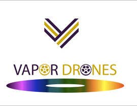 #73 for Design a Logo for VaporDrones.com af karthik3989