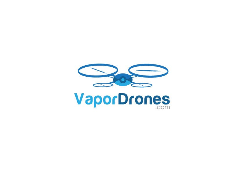 Konkurrenceindlæg #51 for Design a Logo for VaporDrones.com