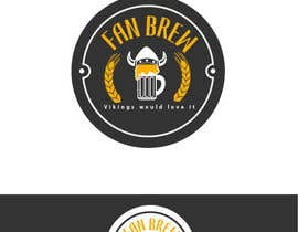 #18 cho Design et retro logo for small brewery bởi debbi789