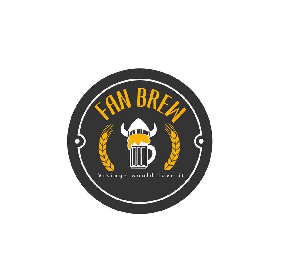 Kilpailutyö #31 kilpailussa Design et retro logo for small brewery