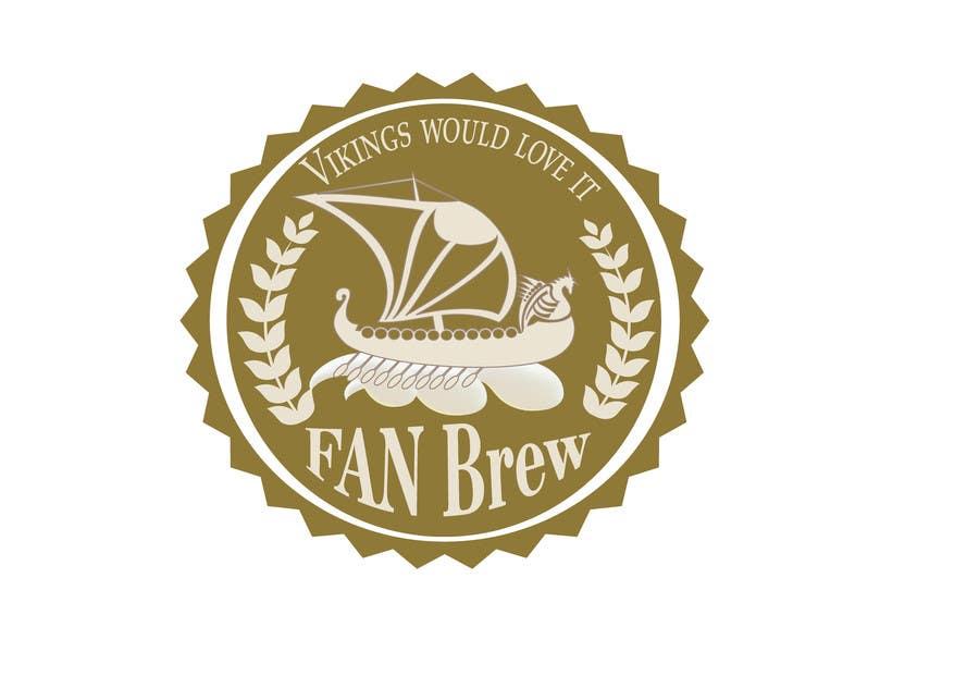 Kilpailutyö #23 kilpailussa Design et retro logo for small brewery