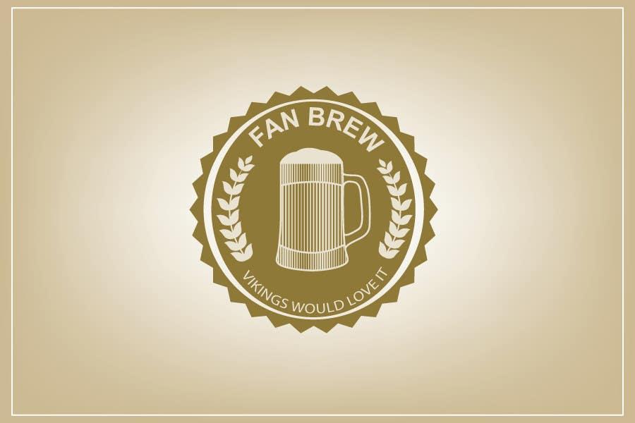 Bài tham dự cuộc thi #2 cho Design et retro logo for small brewery
