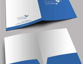 #36 for Design a Folder for a high end medical spa by kailash1997