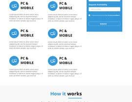 #67 untuk Website rebuild 2 page site with contact form (Computer Support business) oleh mdeasinislam6