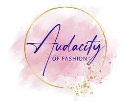 alauddinh957 tarafından Audacity Of Fashion Logo için no 537